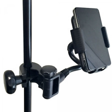 Free Tax - Universal Microphone Mic Stand Mount Phone Holder For Iphone Samsung