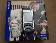 Nokia 6680 - Black (Unlocked) Mobile Phone