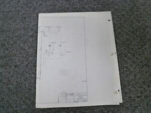 Clark Michigan 125C-PH Wheel Loader Electrical Wiring Diagrams Manual