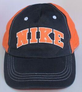 Nike TODDLER Child Baseball Cap Hat Adjustable Strapback 5-Panel 100% Cotton