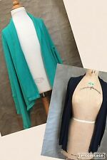 2 Pc SPLENDID Green THERMAL Waffle-Weave Black PIMA Cotton MODAL Top Girls 10 XS