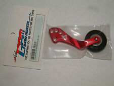 TRAXXAS MINI E-REVO GPM REAR WHEELIE BAR RED ALUMINIUM ERV333R