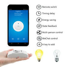 Sonoff WiFi Wireless Smart Switch Module DIY Home for Apple Android APP