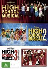 High School Musical (DVD, 2018, 3-Disc Set)