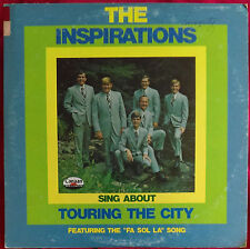 The Inspirations-Sing About Touring The City~Canaan~Xian Gospel~FAST SHIPPING!!