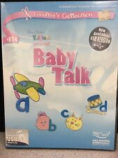 BABY TALK #814, by Cheri Strole, Crafter's Collection, CD in multi-format