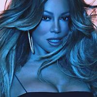 2018 Japan Mariah Carey Caution CD with Bonus Track and First press Sticker