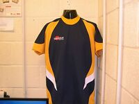 Samurai Pro Max Match Quality Rugby Jersey Size UK Medium Mens