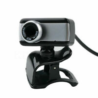 50.0 Mega Pixel USB 2.0 HD Camera Webcam Clip Web Cam With Microphone For PC AWY