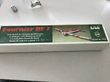 Krick  Fournier RF 7. RC scale flying model