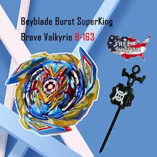 Brave Valkyrie B-163 Beyblade Burst Superking Sparking Starter Set US Seller!!!