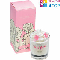 DAISYLAND PIPED CANDLE BOMB COSMETICS FRUIT FLORAL MANGO GERANIUM SCENTED NEW
