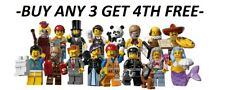 LEGO MINIFIGURES 71004 THE LEGO MOVIE PICK CHOOSE YOUR OWN  + BUY 3 GET 1 FREE