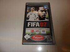 PlayStation Portable fifa 07
