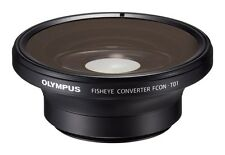 New! OLYMPUS FCON-T01 Fisheye Converter For TG-1, TG-2, TG , TG-4 With Tracking