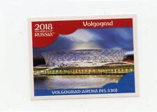 2018 PANINI STICKER FIFA WORLD CUP RUSSIA #19 VOLGOGRAD ARENA *48870
