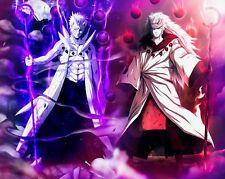 Anime - Naruto  Madara Uchiha Obito Uchiha Sage of Six Paths Anime Playmat Mat