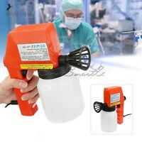 600ML Portable Electric Spray Gun Handheld Tool Disinfection Atomization Sprayer