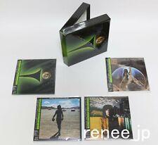 Patrick Moraz / Japon Mini LP CD X 4 Titres + Promo Box Set - Yes -