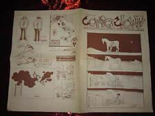 FANZINE DI FUMETTI COMICS CLOWN NUMERO 2 AGOSTO 1977