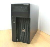 Dell Precision T1700 Windows 10 PC Intel Core i7 4th Gen 3.4 16GB 500GB WiFi