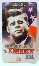 Kennedy Era NBC White Papers VHS John F Kennedy US Presidents Politics Camelot