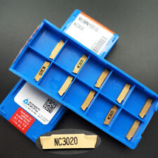 MGMN150-G NC3020 1.5mm and grooving Cutting carbide turning insert cutting tool