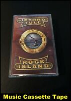 Jethro Tull: Rock Island - Cassette Tape Album - Chrysalis Music 1989