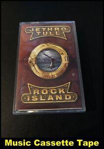 Jethro Tull: Rock Island - Cassette Tape Album - Chrysalis Music 1989