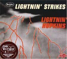 Lightnin' Hopkins - Lightning Strikes [New CD]