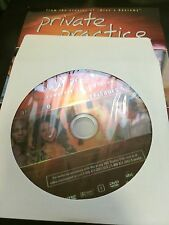 Private Practice - Season 1, Disc 3 REPLACEMENT DISC (not full season)