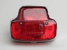 Vespa VNB GL Sprint SS Rear Light Tail Lamp - Red Lens - Bosatta