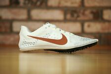 Nike Zoom Victory Elite 3 Texas Longhorns Track Spikes AA6447-180 Size 7.5