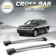Aluminum Roof Rack Cross Bars Luggage Carrier For 2008-2013 Toyota Highlander