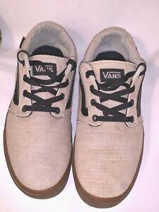 Men's Off the Wall Vans Shoes - SZ 10.5