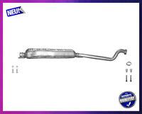Mittelschalldämpfer Opel Zafira A 2.0 OPC 141/147KW Auspuff Montagesatz Bj.01-05