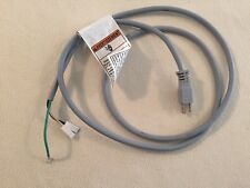 Electric Power Cord Whirlpool Duet Front Load Washer Model Ghw9100Lw2 Used Vgc
