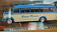Mercedes Benz O 3500 1949 Omnibus - Scala 1:43 Die Cast - Atlas Bus Collection