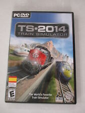 Tri Synergy Train Simulator 2014 - (PC DVD)(Certified Refurbished)