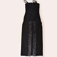 G-Star señora vestido dress Maxi vestido talla S (de 36) Fay straight vestido de noche 85054