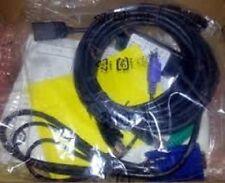 NEW DELL 0RF511 RF511 KVM INTERFACE POD PS2 VGA ETHERNET 0FG696 520-289-513