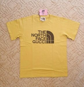 The North Face Gucci T-shirt Original Size S Oversize