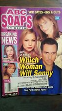ONE ISSUE FROM ABC SOAPS IN DEPTH MAGAZINE BACK ISSUE JANUARY 22 2002 BEAUTIFUL