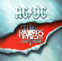 (CD) AC/DC - The Razors Edge - Thunderstruck, Moneytalks, Rock Your Heart Out