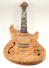 Warrior Double  Cutaway F-Hole Electric Guitar