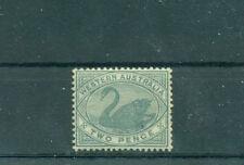 Briefmarken aus Australien mit Falz