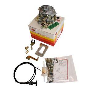 WEBER DMTL 32/34 CARB KIT VW GOLF/PASSAT/SCIROCCO 1800cc (Manual Transmission)