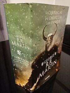 Le Cronache del Ghiaccio e del Fuoco George R. R. Martin, Il Trono di Spade