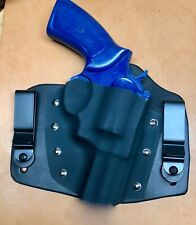 """Fits Ruger GP100 2.5"""" barrel  Hybrid IWB Holster By Chief's Holsters"""