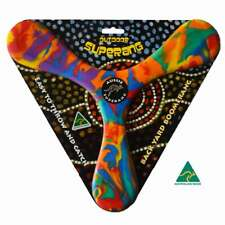 Aussie Superang Backyard Boomerang Souvenir Gift Postage Australia